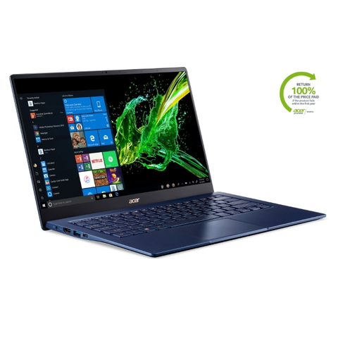 "LAPTOP ACER SF514-54T-57C3 14 ""FHD / i5 / 8G / 512SSD / W10PRO - NX.HHUEX.007"