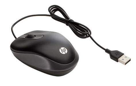 Mouse HP USB TRAVEL MOUSE - G1K28AA
