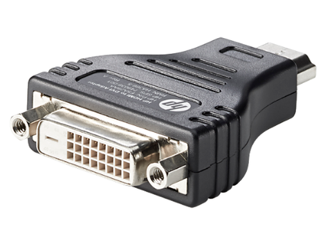 HP HDMI TO DVI ADAPTER - F5A28AA ADAPTER