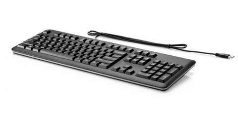 KEYBOARD HP USB ANG - QY776AA