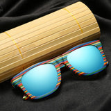 SUNGLASSES ANDY BAMBOO