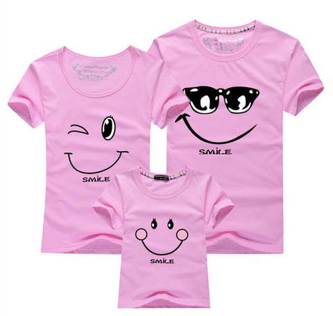 T-SHIRT SMILING FACE