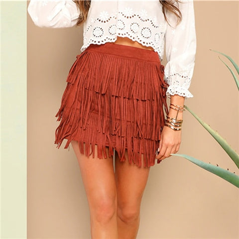 SKIRT LACEY