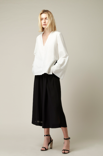 Modern Cotton Shirt