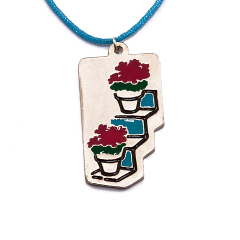 Corfu Steps Necklace