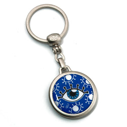 Evil Eye Keychain