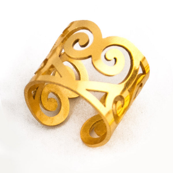 Heart Rail Ring