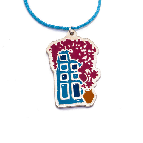Island Door Necklace