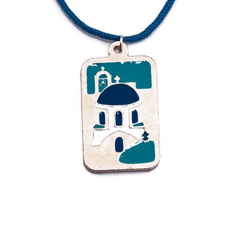 Fira Church Necklace
