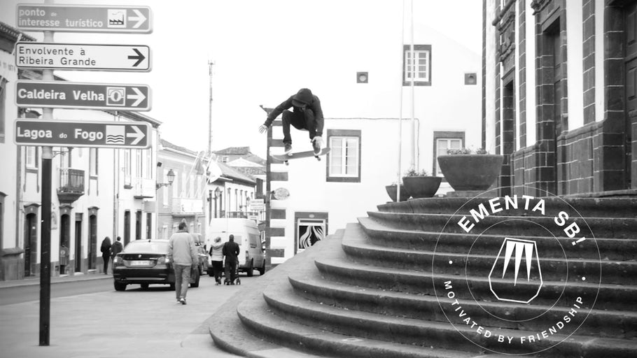 Bruno Senra BP skate video part