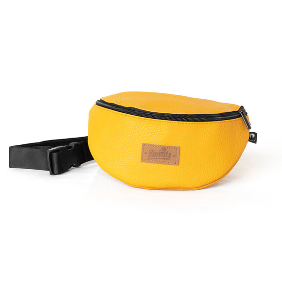 Frei Yellow Fanny Pack