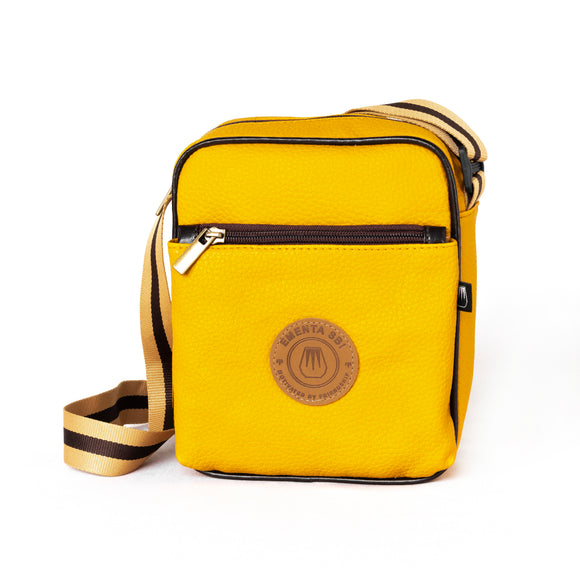Square Bag Yellow Mustard