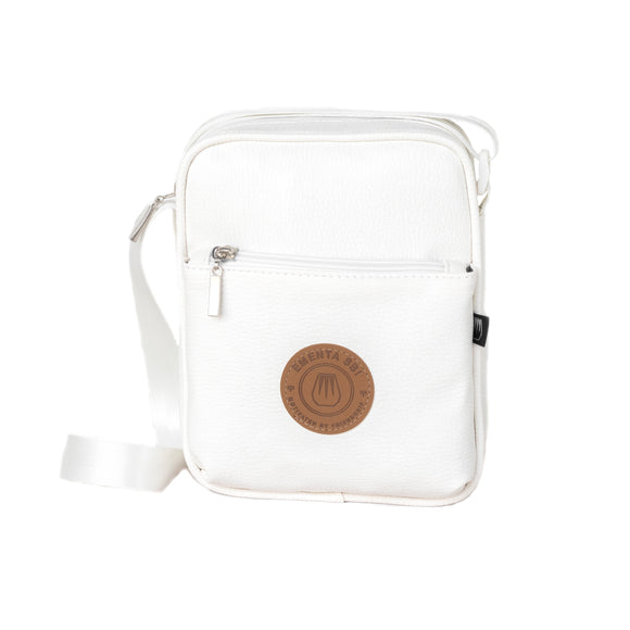 Square Bag White