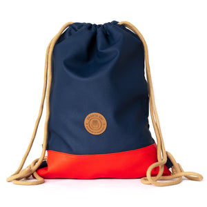 Maré Viva Navy / Red Bag