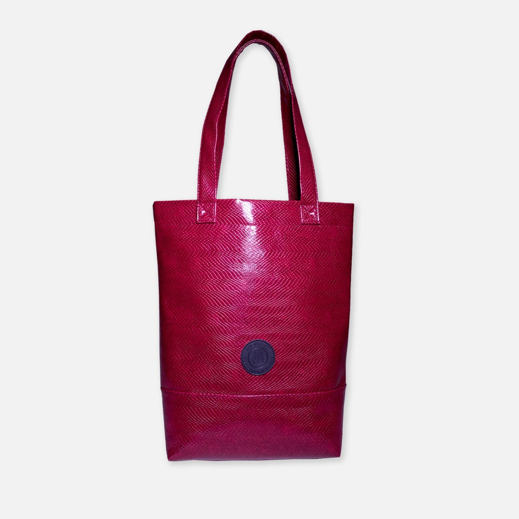 Farol Snake Red Bag