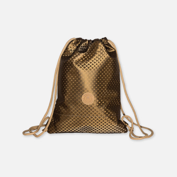 Maré Viva Square Gold Bag