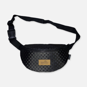 Frei Black Square Fanny Pack