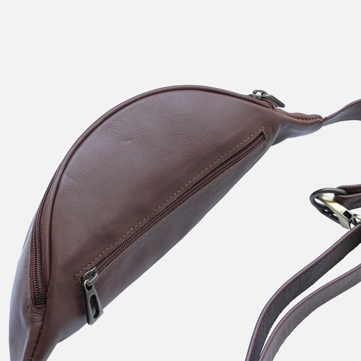 Frei Bag Dark Brown Leather