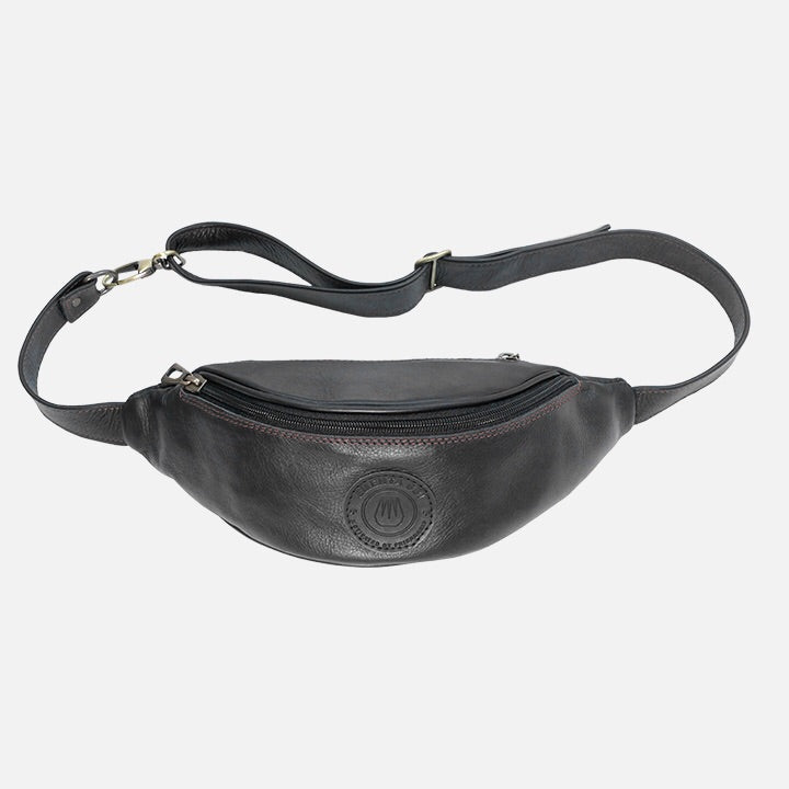 Frei Bag Black Leather