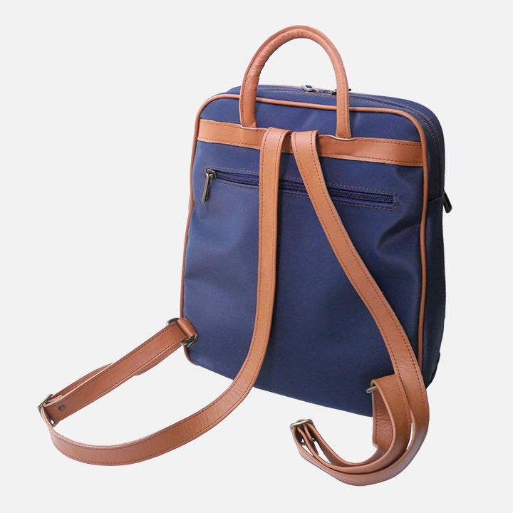 Field Bag Navy Canvas