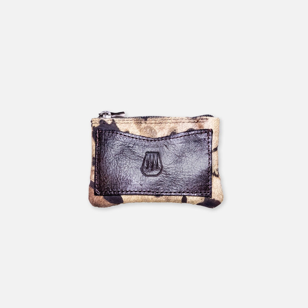 Oxon Cow Brown Wallet