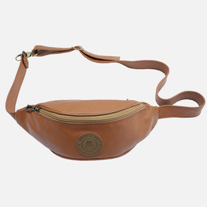Frei Bag Light Brown Leather