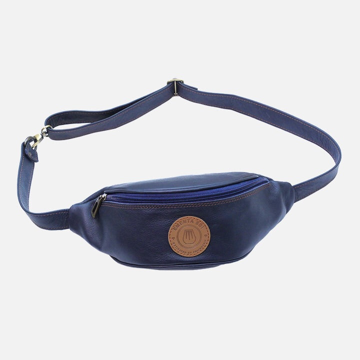 Frei Bag Navy Leather