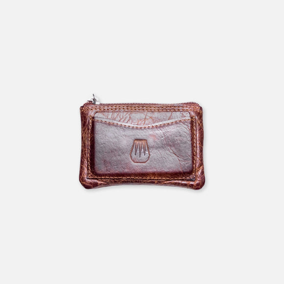 Oxon Old Brown Wallet