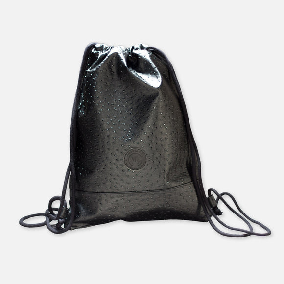 Maré Viva Black Dots Bag