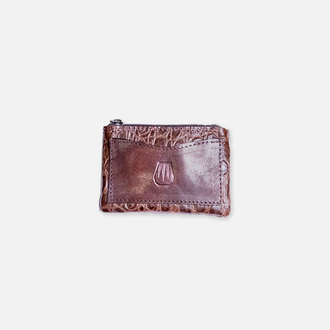 Oxon Crocodile Brown Wallet