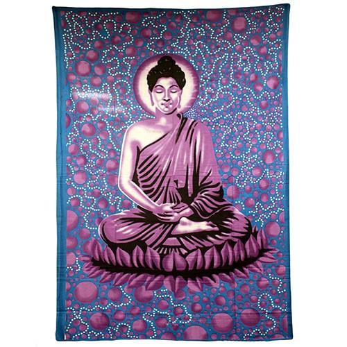 cotton buddha wall art