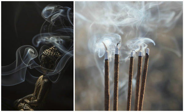 incense sticks and cones
