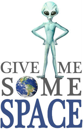 'Give Me Some Space' Kid's T-Shirt