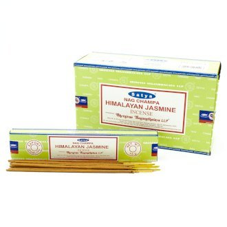Himalayan Jasmine Satya Incense Sticks