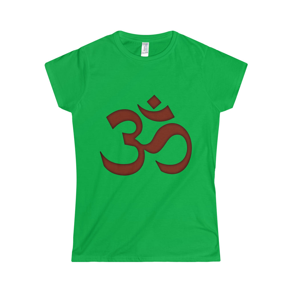 OM - Women's Fitted - T-shirts/Tee