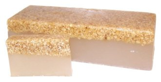 Handcrafted Honey & Oatmeal Soap Bar