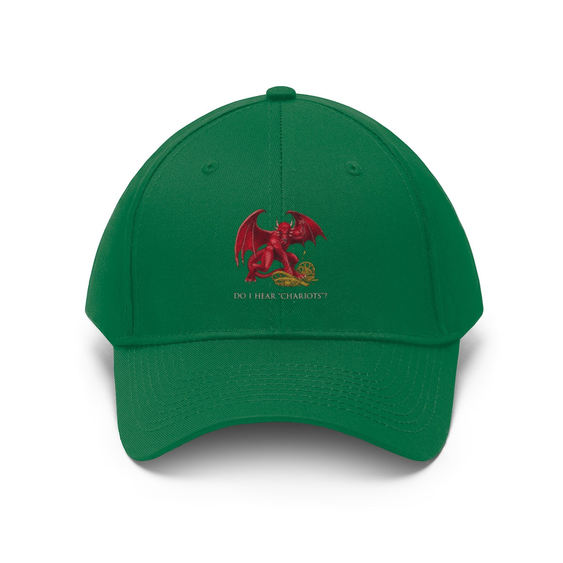 The Welsh Dragon Unisex Twill Hat