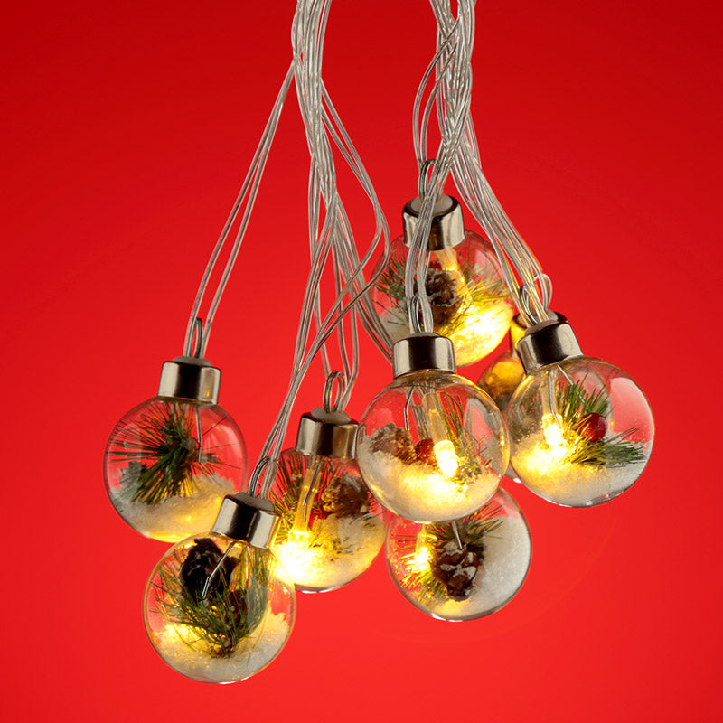 Decorative LED Christmas Fairy Light String