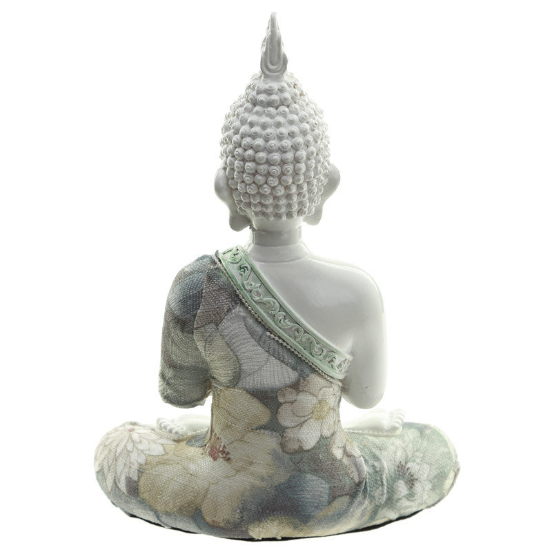 Decorative Floral Thai Buddha Lotus Figurine
