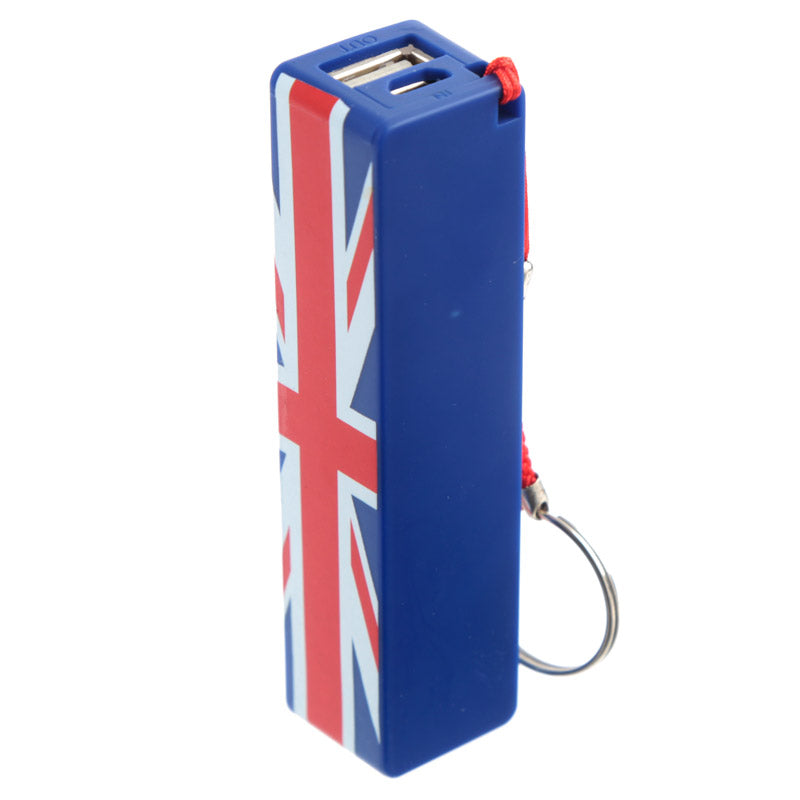 Handy Portable USB Power Bank - London Guardsman Design