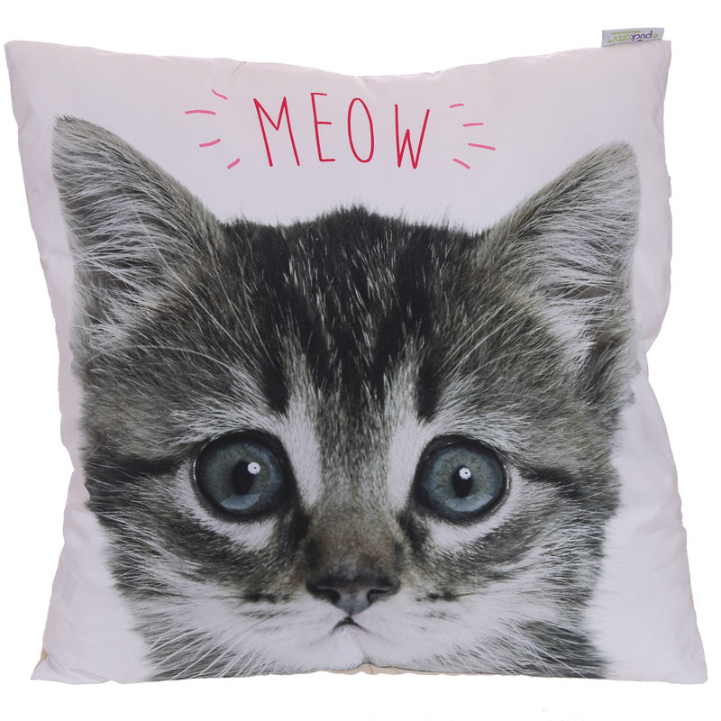 Decorative Cute Kitten Cushion