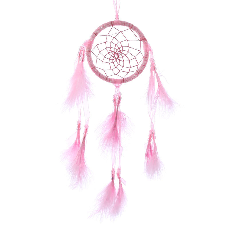Decorative Glitter Dreamcatcher