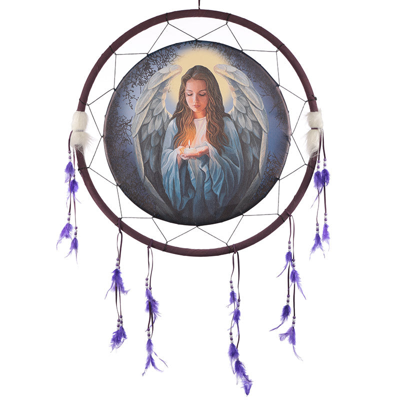 Decorative Guardian Angel Dreamcatcher