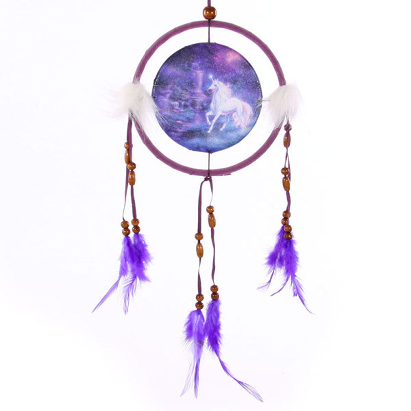 Decorative Fantasy Unicorn 34cm Dreamcatcher