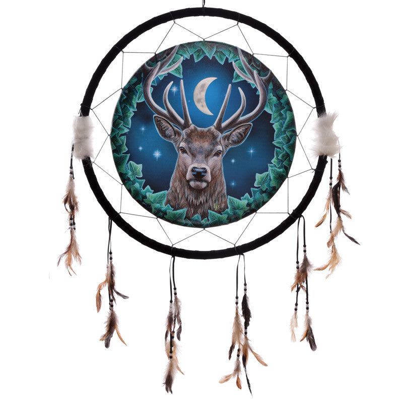 Decorative Stag 60cm Dreamcatcher