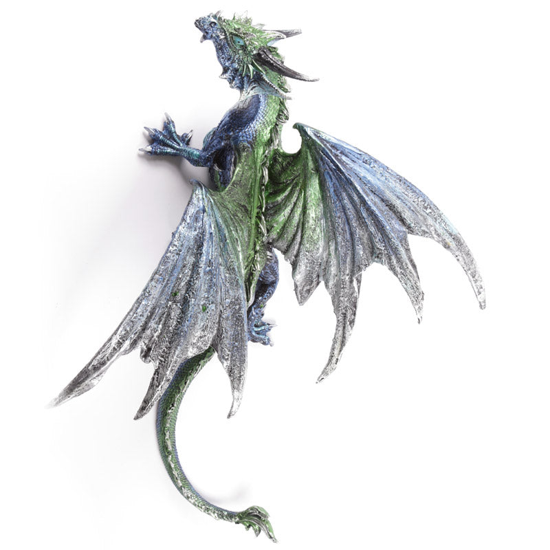 Wall Climber Dark Legends Dragon Figurine