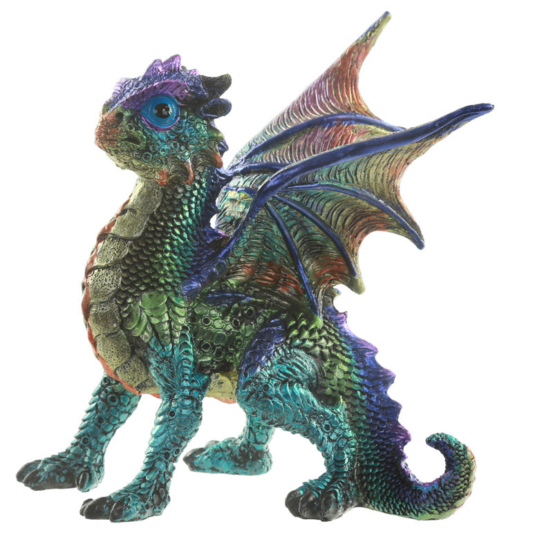 Elements Fantasy Dragon Figurine