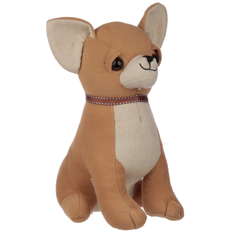 Cute Interior Chihuahua Door Stop