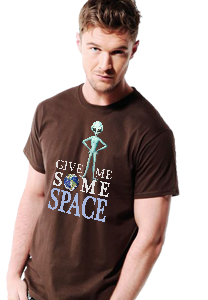 'Give Me Some Space' Men's T-Shirt