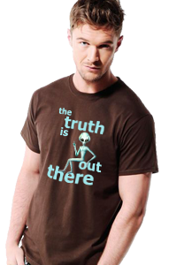 'The Truth Is Out There' Men's T-Shirt